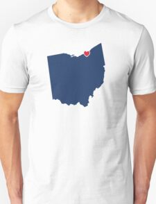 Home Sweet Cleveland Unisex T-Shirt