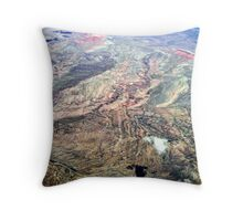 In The Shade of a Cloud Throw Pillow