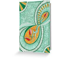 8th March Greeting Card