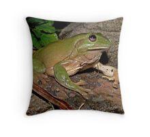 'Contemplating' Throw Pillow