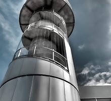 Queenscliff Marina Observation Tower by shadesofcolor