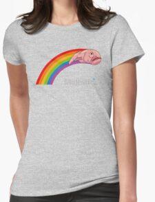 Majestic Blobfish Womens Fitted T-Shirt