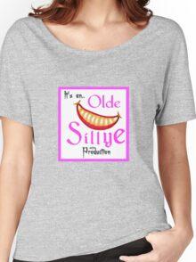 Olde Sillye Logo Women's Relaxed Fit T-Shirt