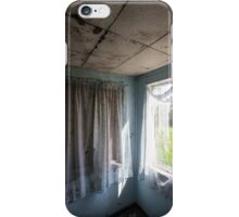 Curtains of Light & Decay iPhone Case/Skin