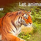 Let animals stay free - group banner by Aimelle