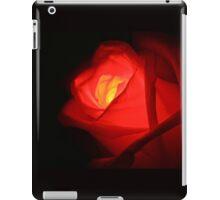 Glowing Rose iPad Case/Skin