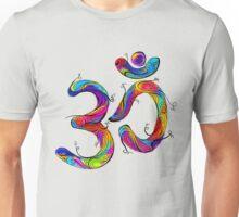 OM Holi Unisex T-Shirt