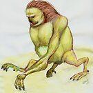Beach Troll by Edzie