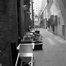 The Laneway Connection by Janie. D