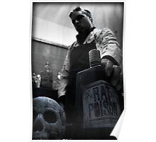 Mad Scientist Rat Poison - Jason Collier Poster
