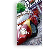 Alfa Romeo HDRI from GT5 Canvas Print