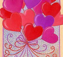 Bouquet of Love by Laura J. Holman