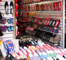 Got Shoes/Slippers? by Rene Fuller
