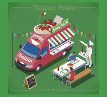 Italian Pasta Food Truck by aurielaki