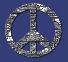 Chrome Peace by NostalgiCon