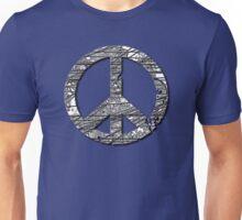Chrome Peace Unisex T-Shirt