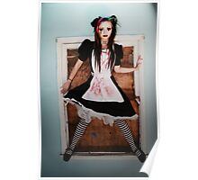 Dark Alice - Kalli McCandless Poster