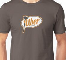 Uber Brand Logo Unisex T-Shirt