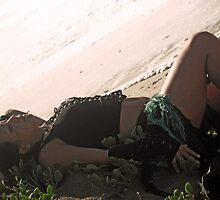 Sunlit Nap - Joanna Plant by prelandra