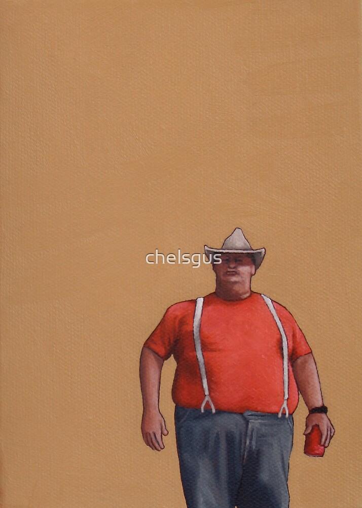 Big Guy by chelsgus