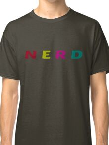 u a nerd. Classic T-Shirt
