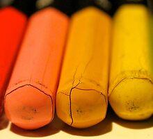 Rainbow designers by Ali Brown
