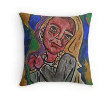Hopeless Romatic Throw Pillow