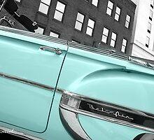 Classic Car 182 by Joanne Mariol