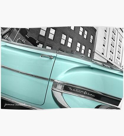 Classic Car 182 Poster