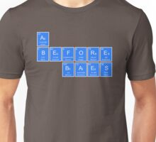 A's Before Baes Periodic Table Shirt Unisex T-Shirt