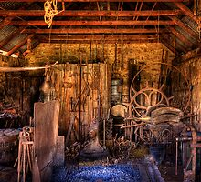 The Workshop - Alice Springs by Hans Kawitzki
