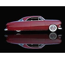 1951 Ford Custom Victoria 'Reflections' Photographic Print