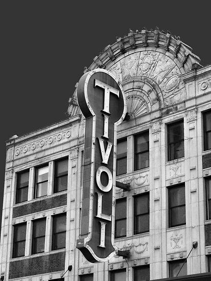 Tivoli Theatre, University City, Missouri by Crystal Clyburn