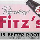Fitz's, University City, Missouri by Crystal Clyburn