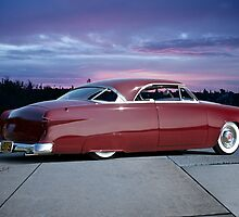 1951 Ford Custom Victoria V by DaveKoontz