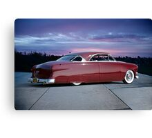 1951 Ford Custom Victoria V Canvas Print