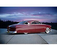 1951 Ford Custom Victoria V Photographic Print