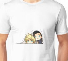 Zack and Cloud Unisex T-Shirt