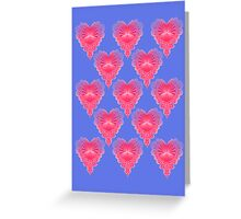 Unrequited Love Card Greeting Card