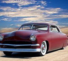 1951 Ford Custom Victoria IV by DaveKoontz