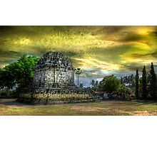 Borobudur Temple Photographic Print