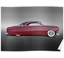 1951 Ford Custom Victoria III Poster