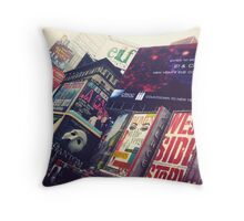 Times Square, New York City Throw Pillow