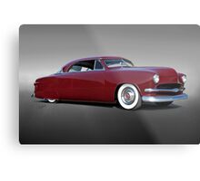 1951 Ford Custom Victoria II Metal Print