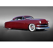 1951 Ford Custom Victoria II Photographic Print