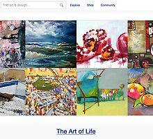 20 January 2011 by The RedBubble Homepage