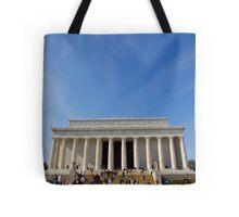Lincoln Memorial, Washington DC Tote Bag