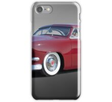 1951 Ford Custom Victoria I iPhone Case/Skin