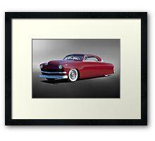 1951 Ford Custom Victoria I Framed Print
