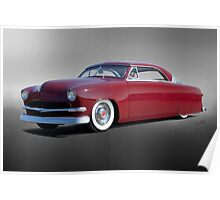 1951 Ford Custom Victoria I Poster